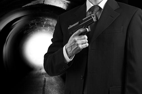Top Secret: Lebenslauf von James Bond