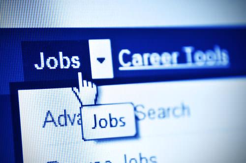 Jobsuche-Online-Keyword-Job