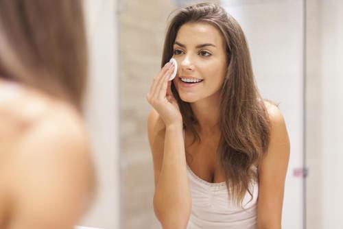Makeup-Schminken-Spiegel