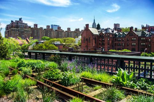 NYC-Bowery-Effekt-Garten