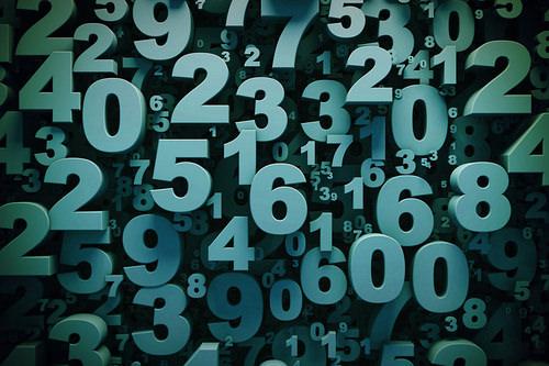 Nummern-magische-Zahlen