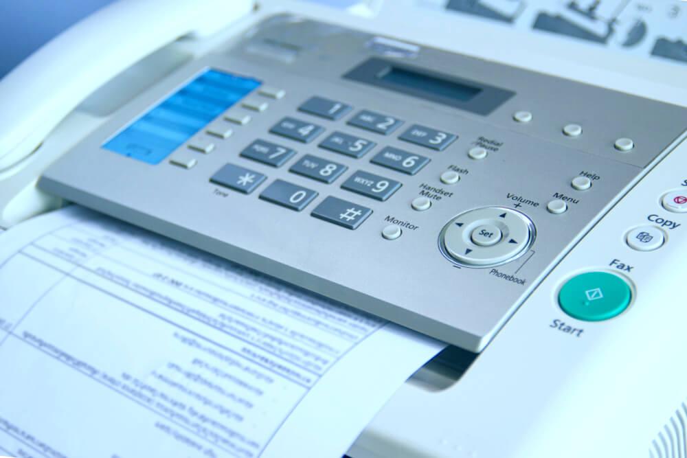 Fax Senden Online