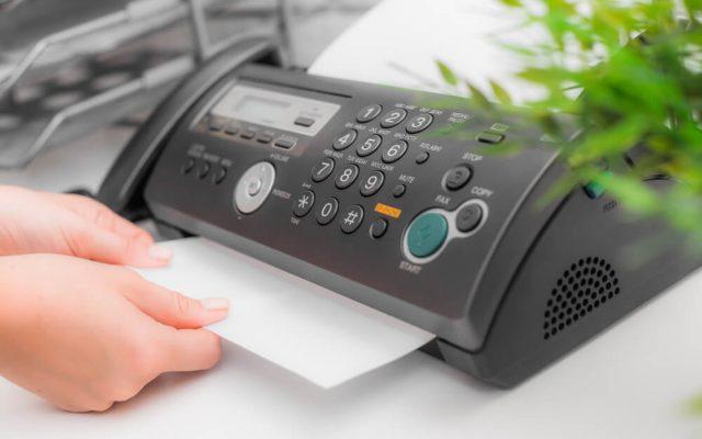 Online Fax Senden Kostenlos gratis Service virtuelle Faxdienste free empfangen test