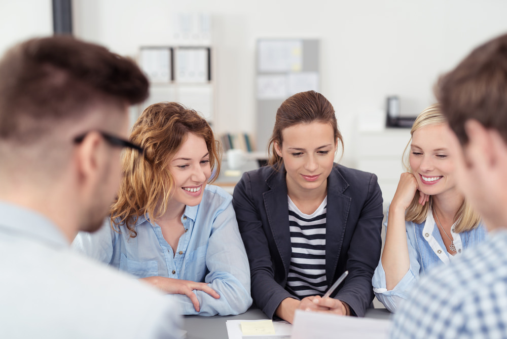 Probearbeitstag-meistern-Tipps-Einstieg