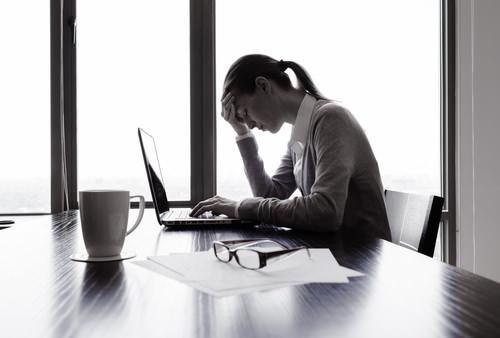 Arbeit krank Kuendigen Gesundheit