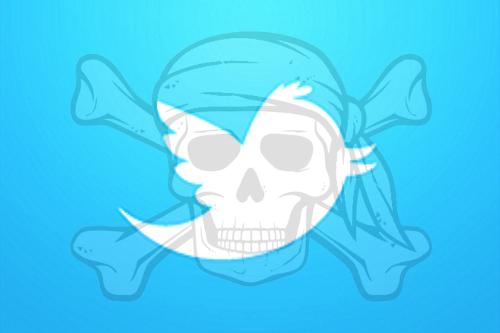 Twitter-Pirat-gehackt