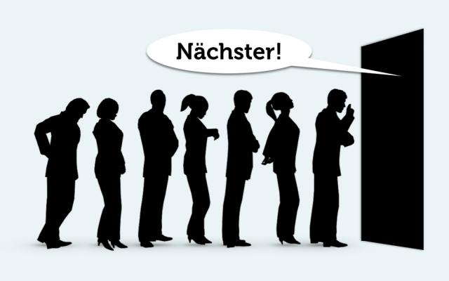 Warteschlange-Wartereihe-Wartezeit-Tipps
