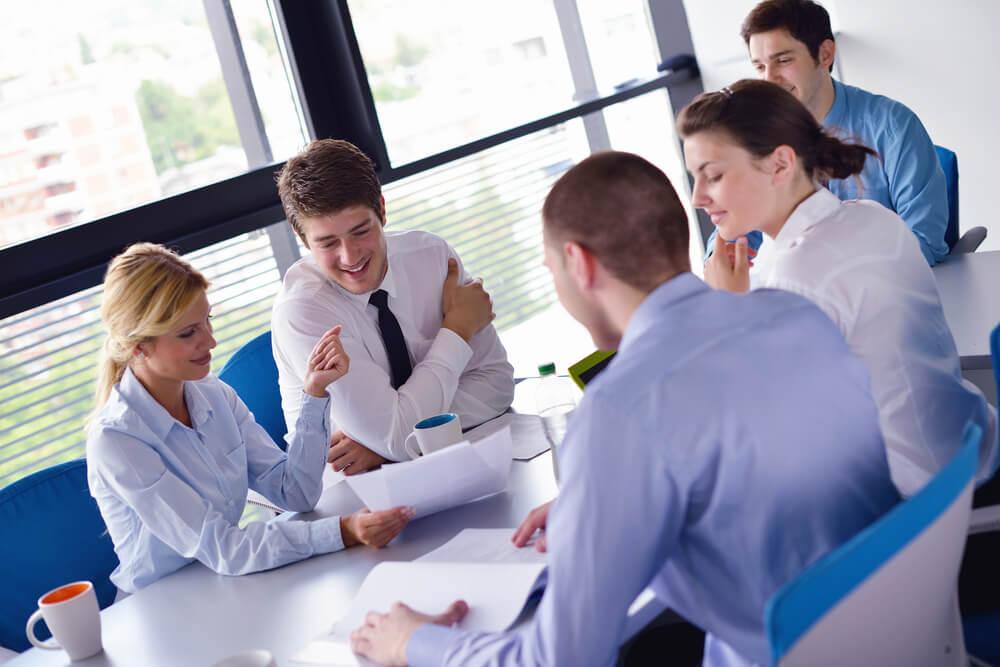 Gruppendiskussion: Wie Profis Meetings leiten