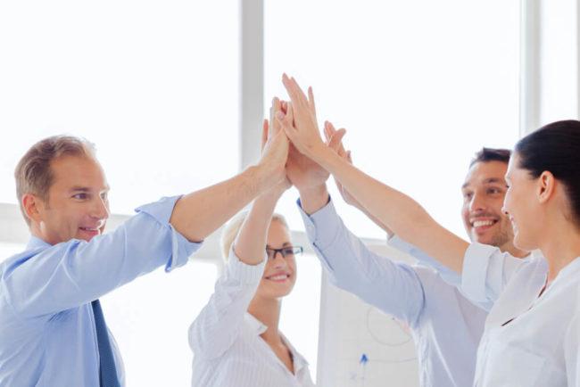 Teamgeist: So werden Sie zum Teamplayer