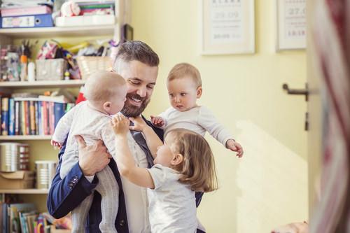 Vaterschaftsurlaub: Alles, was Sie wissen müssen