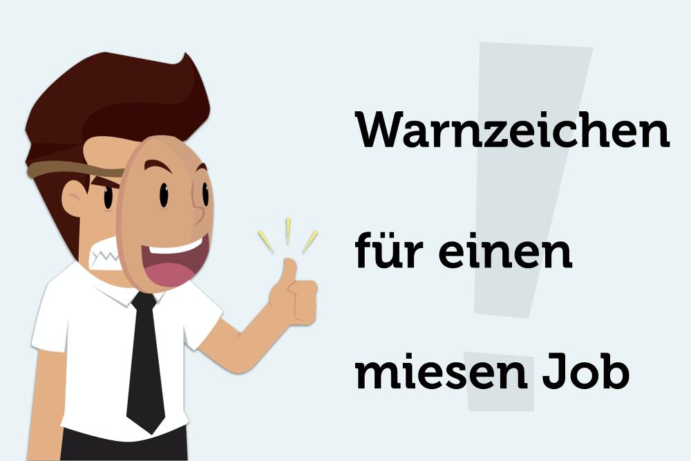 warnzeichen-jobangebot-mieser-job