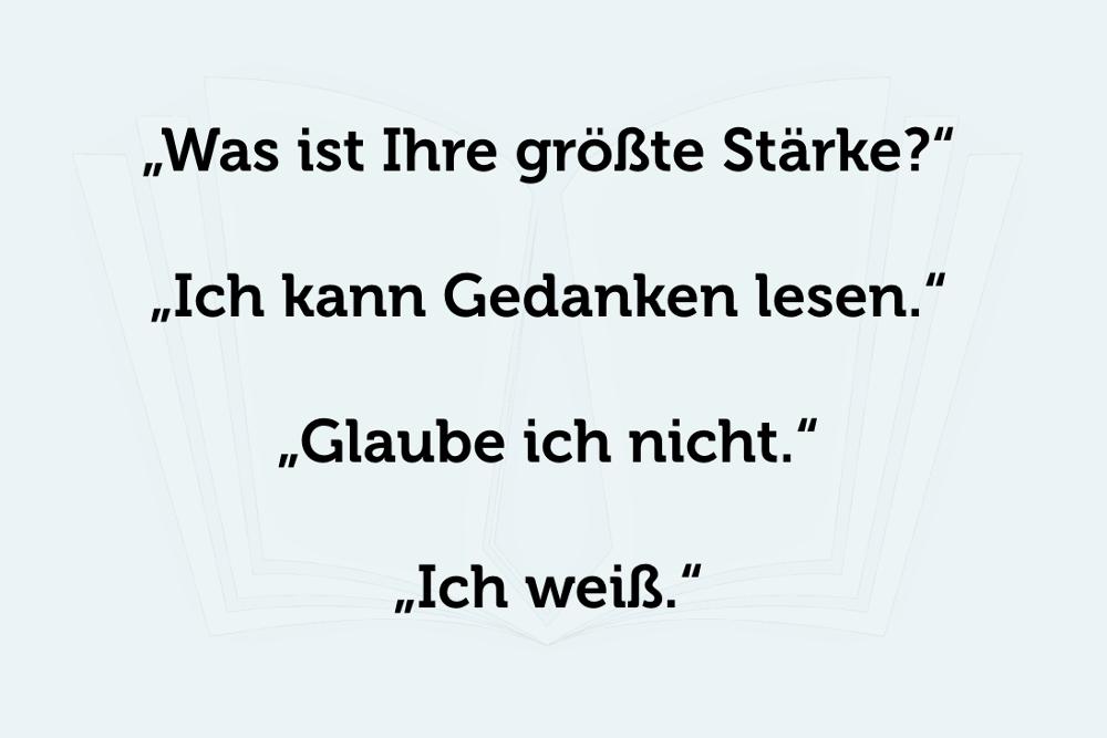 Vorstellungsgespräch: Stärken und Schwächen | karrierebibel.de