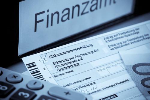 Steuererklärung-schreiben-Finanzamt