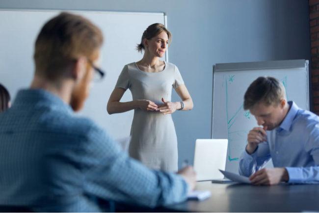 Unvorbereitet im Meeting: Und jetzt?