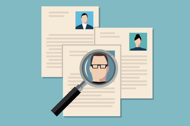 Profilseite in der Bewerbung: Aufbau und Tipps