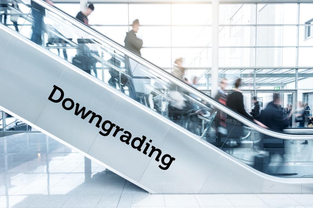 Downgrading: Karriere-Limbo, aber richtig