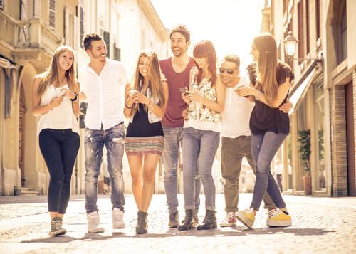 Freunde-Social-Brain-hypothse-Dunbar