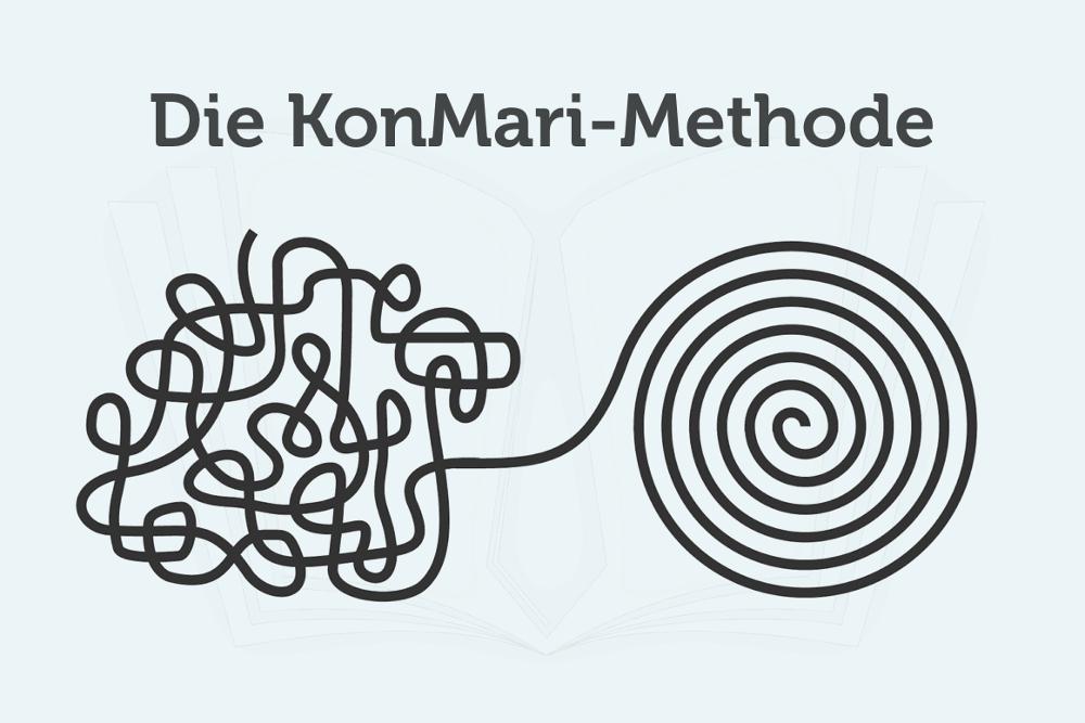KonMari-Methode: So ordnen Sie Ihr Leben neu
