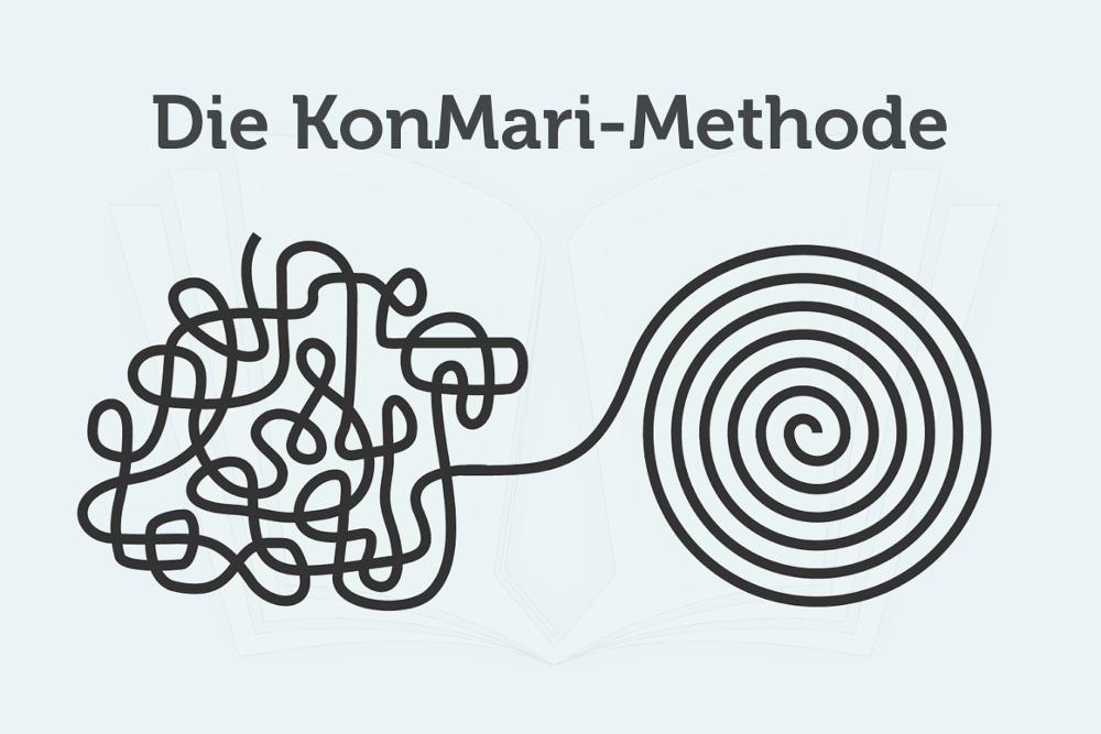 KonMari-Methode: Ordnen Sie Ihr Leben neu