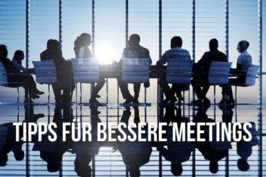 Meeting: 13 Tipps für bessere Meetings und Besprechungen