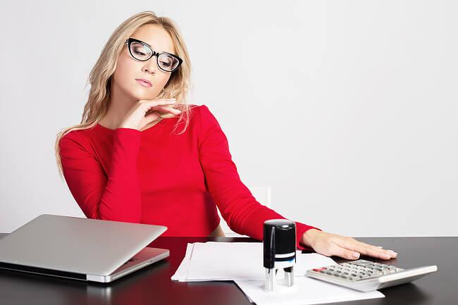 Muede Leistungstief Arbeitszeit Pause