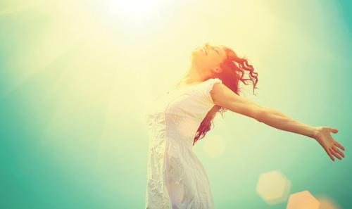 Positive-Psychologie-Denken-Glücklich