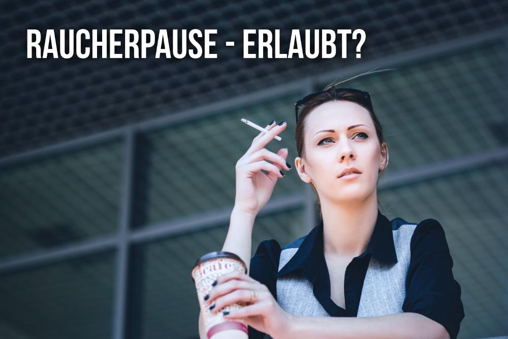 Raucherpause: Legitime Auszeit oder Zeitverschwendung?