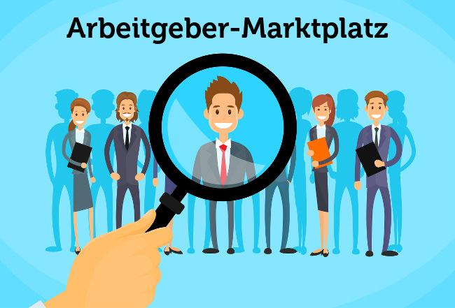Reverse-Recruiting-Arbeitgeber-Marktplatz