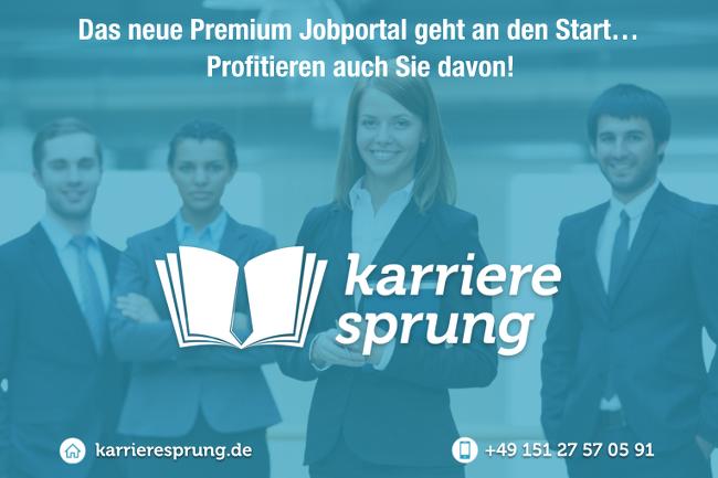 Karrieresprung-Startet