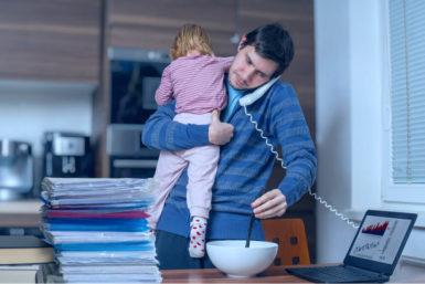 Väterfreundliche Unternehmen: Da geht noch was