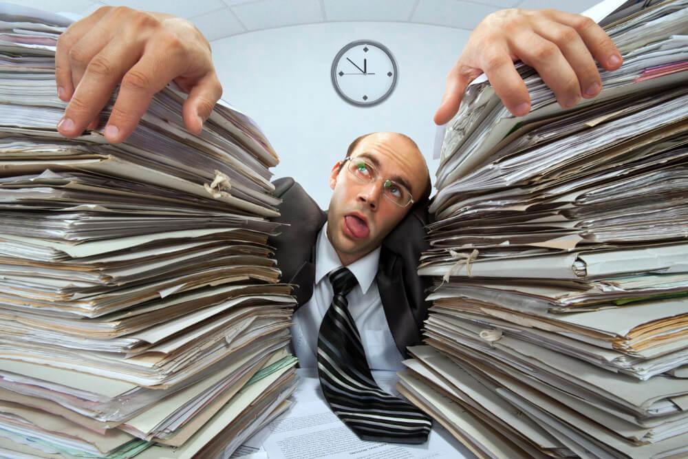 Arbeitsverteilung: Hilfe, ich arbeite mehr als die Kollegen!