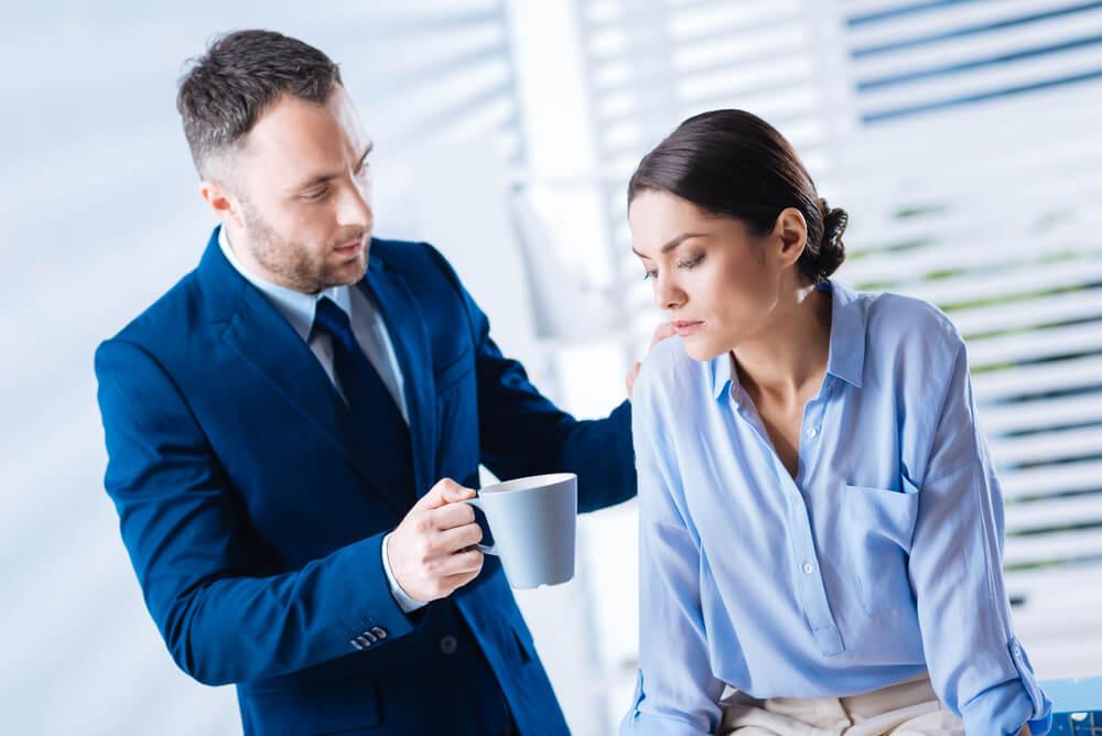 Business-Knigge: Regeln im Beruf