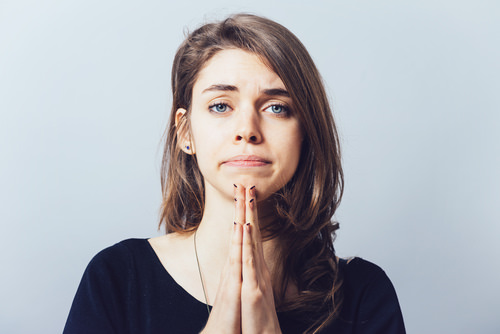 Warum sich Frauen zu oft entschuldigen