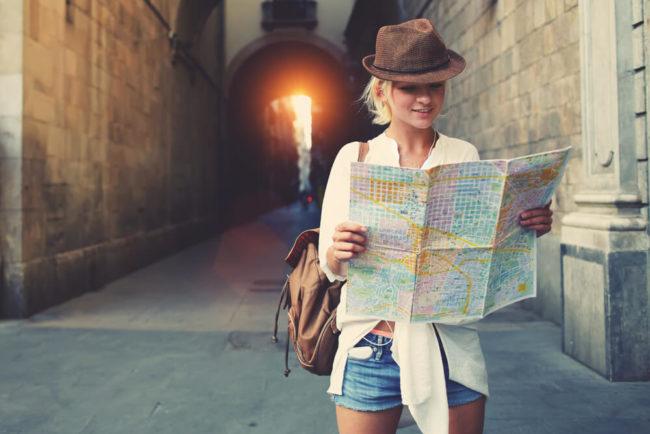 Reisen neben dem Studium: So geht's
