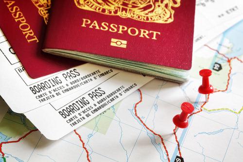 Visum beantragen: Diese Pässe bringen Sie an jedes Ziel