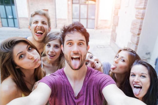 Selfie Manie: Selfies entlarven Psychopathen