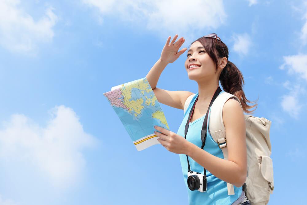 Weltenbummler: Reisen und Arbeit