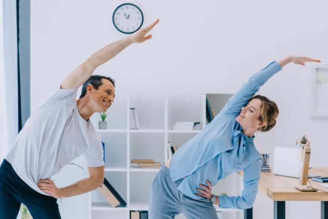 Gesundheit am Arbeitsplatz: Die Checkliste
