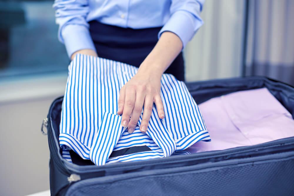Koffer Packen Anleitung