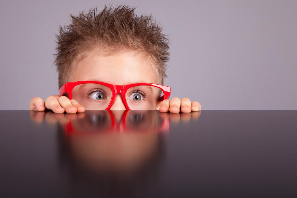 Neugier Kind Wissensdurst Eigenschaft Psychologie neugierig