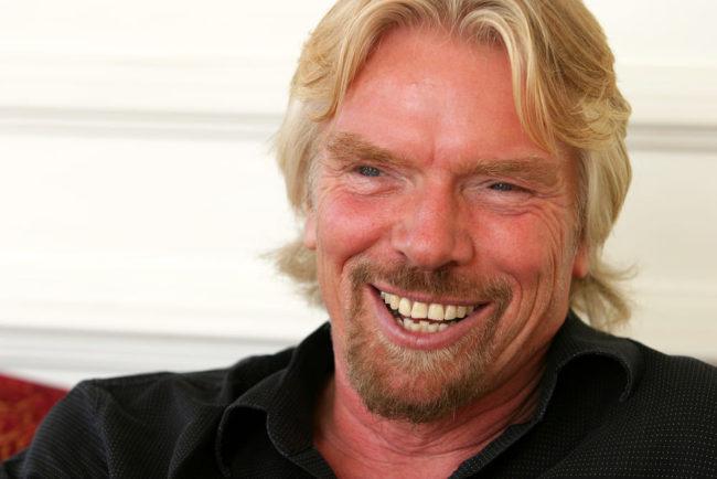Was man von Richard Branson über Erfolg lernen kann