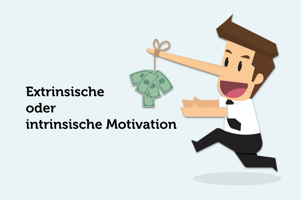 Selbstmotivation-intrinsisch-extrinsisch