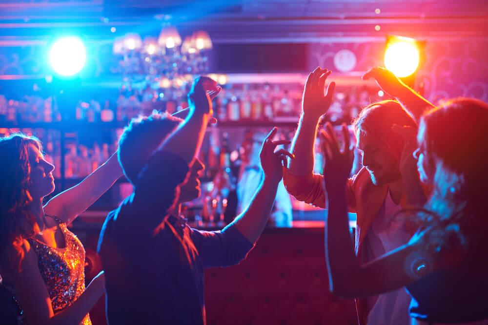 Tanzenlernen macht intelligent Club Party
