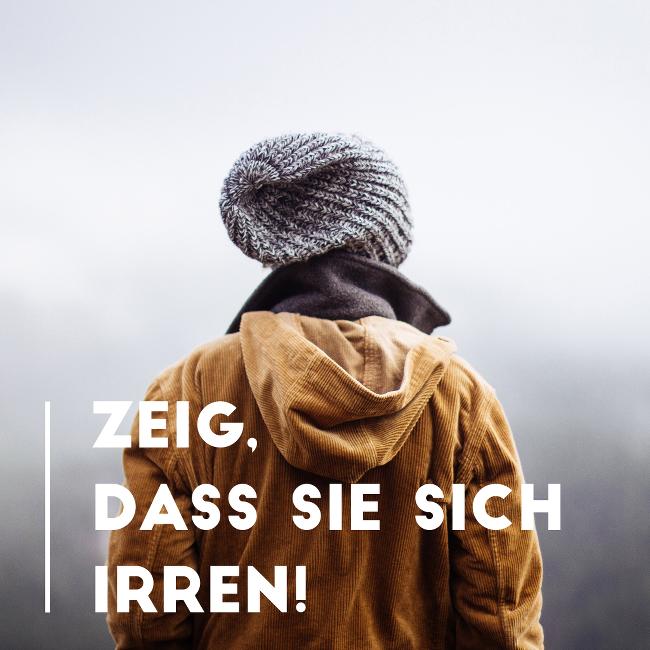 Zeig-Irren