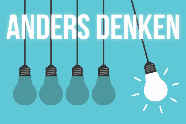 Anders denken: 6 clevere Tipps für mehr Ideen