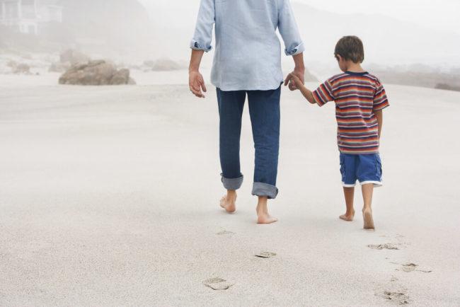 Die Fußstapfen der Eltern: Chance oder Last?