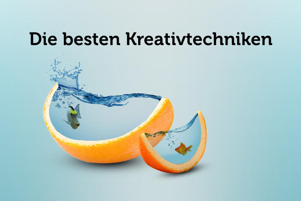 Kreativitätstechniken Beispiele: Übersicht der Kreativtechniken