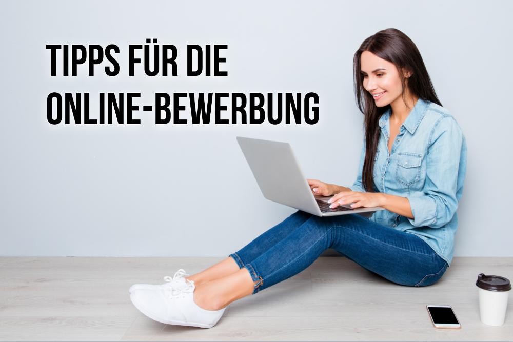 Online Bewerbung Muster Bewerbungsformular Tipps