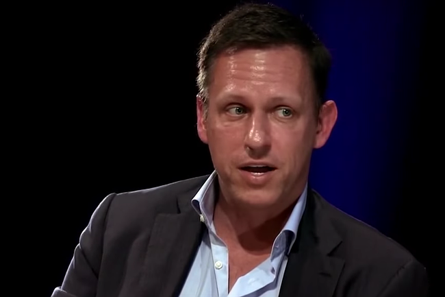Peter-Thiel-Rede