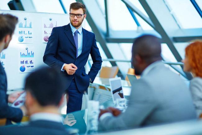 7-Minuten-Regel: Retten Sie Ihre Präsentation!